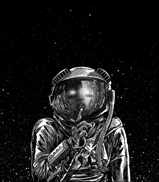 The Secrets of Space by Nick Volkert