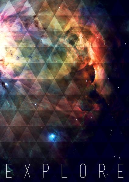 Explore II by Galaxy Eyes