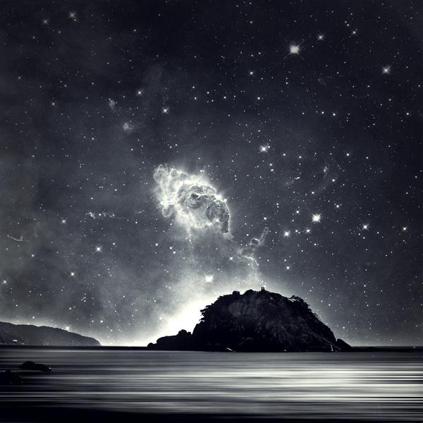 island in the sea of eternity by Dirk Wuestenhagen Imagery