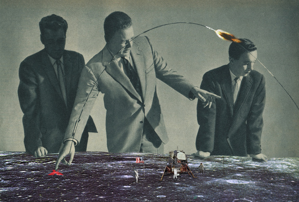 Lunar Exploration by Sammy Slabbinck