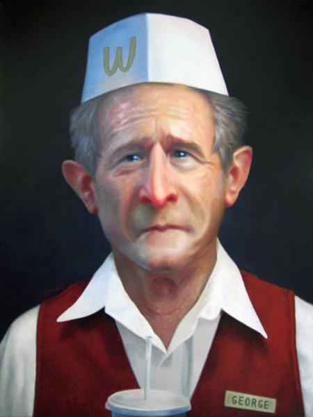 Freedom Fries by Jaime Margary