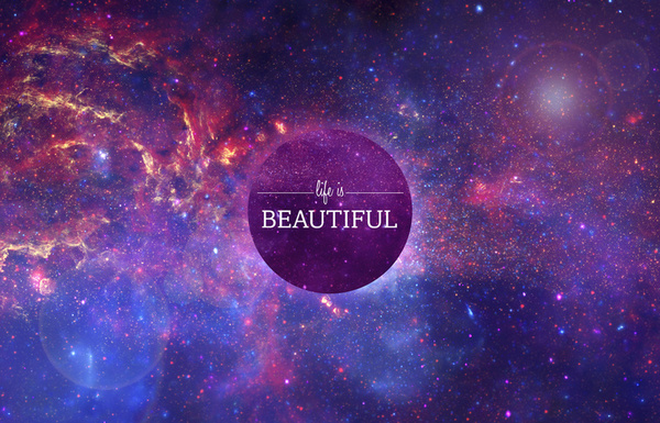 Life is Beautiful by Victoria Spahn