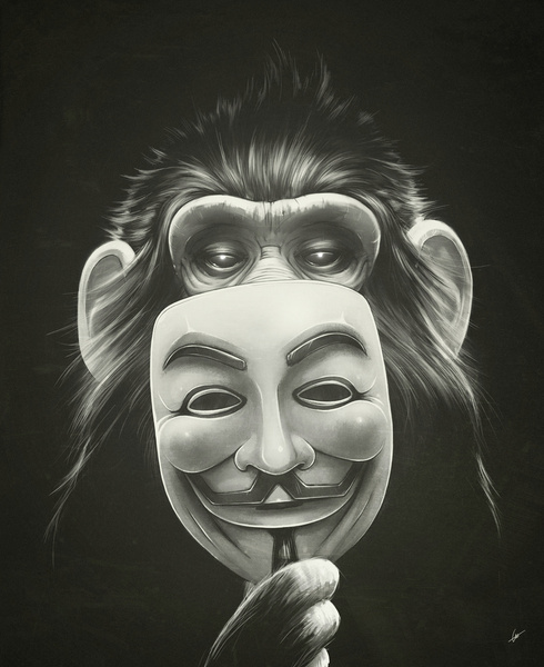Anonymous by Dr. Lukas Brezak