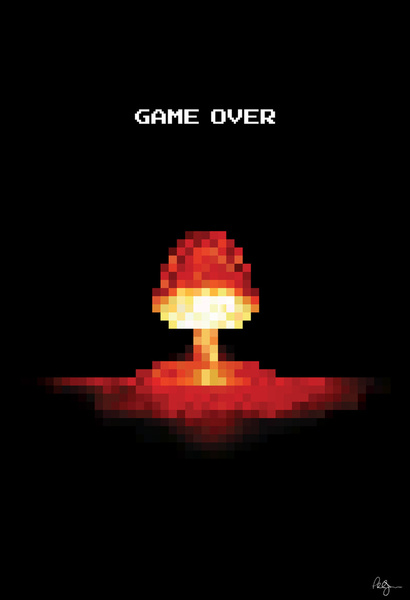 Game Over by Phil Jones