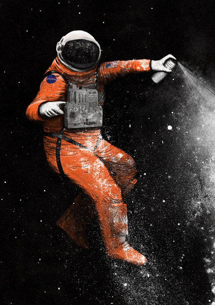 Astronaut by Speakerine