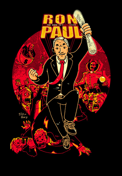 Ron Paul: The Road to REVOLution by ELECTRICMETHOD.NET