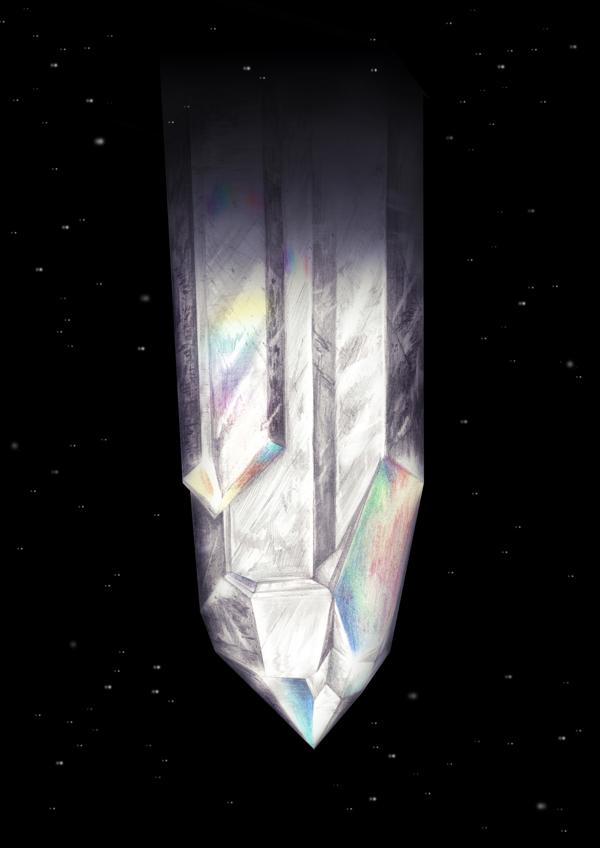 Healing Crystals by Eibatova Karina