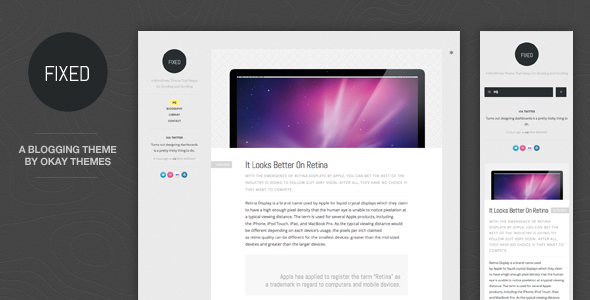 001 intro   large preview1 40 Retina Ready Premium Wordpress Themes
