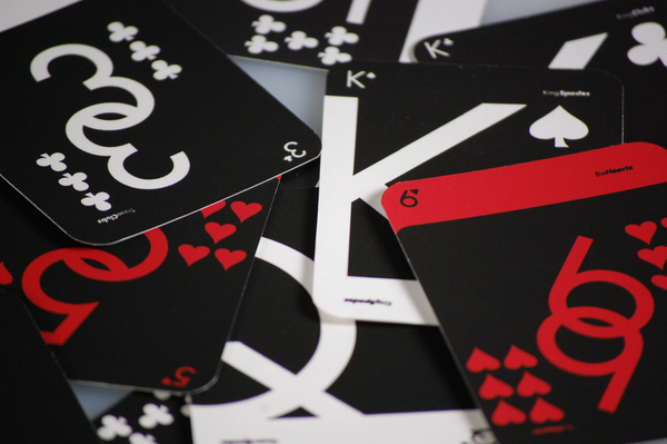 Futura Deck by Mark Mendola