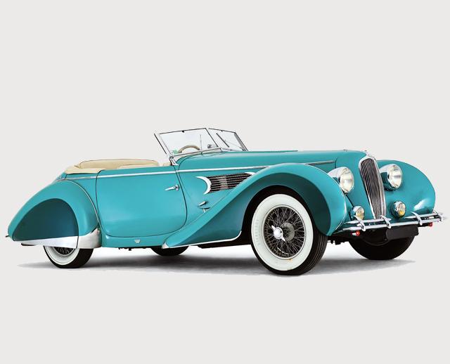 1939 Delahaye 135 MS