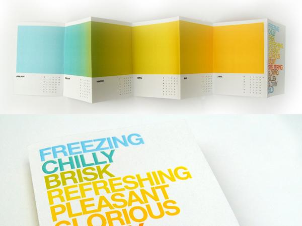 Colour Calendar