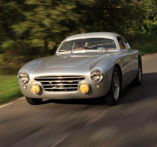 1951 Abarth 205 Vignale Berlinetta