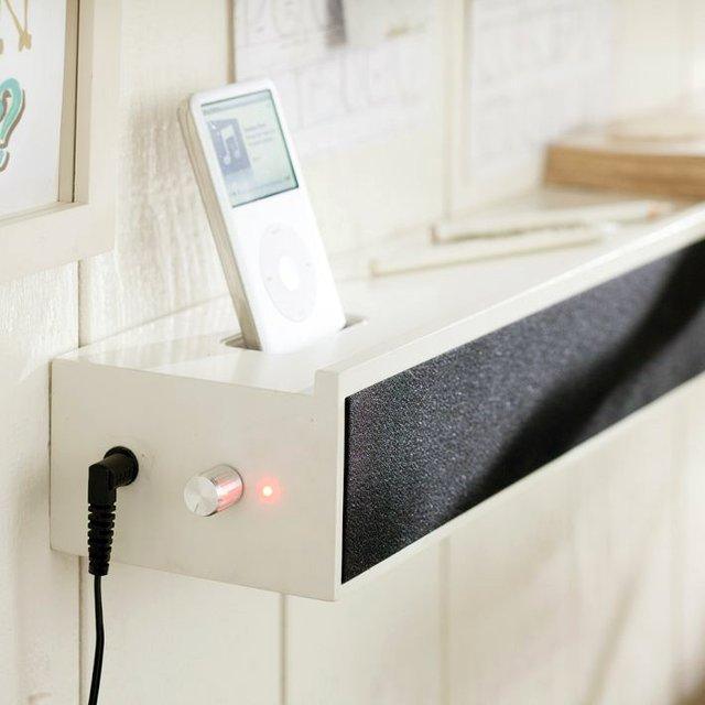 Megasound Speaker Ledge