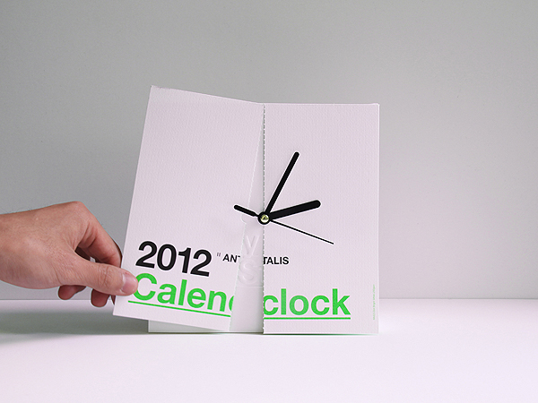 20 25 of the Most Innovative Calendar Designs