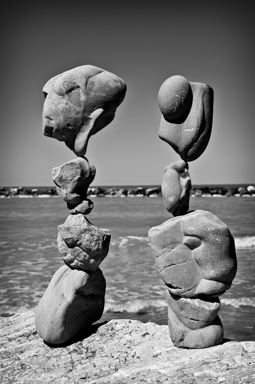 2012 1049 Balanced Gravity Art by Michael Grab