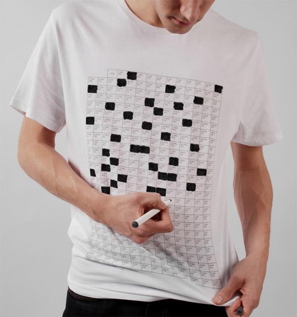 T-shirt Calendar