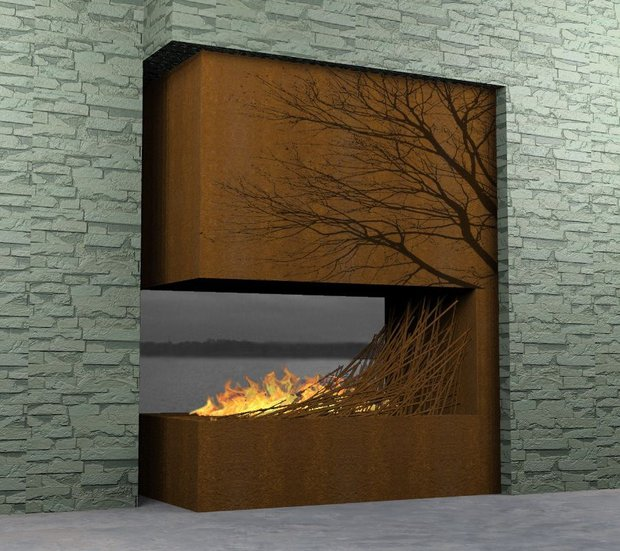 250993547 50e1091091a91 30 Awesome Fireplace & Fire Pit Designs