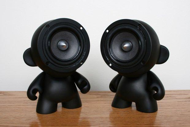 DIY Munny Speakers