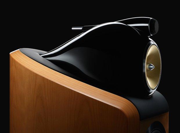 800 Series Diamond Speakers by Bowers Wilkins