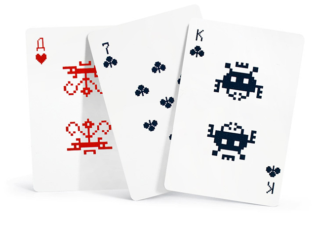 30 Quirky & Unique Playing Card Designs