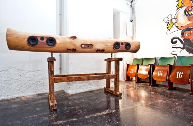 iTree speakers by KMKG Studios