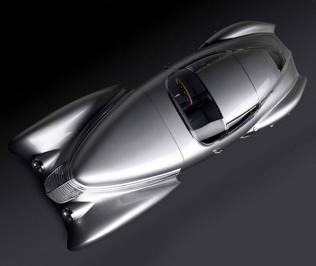 1938 Hispano Suiza H6C Xenia Coupe