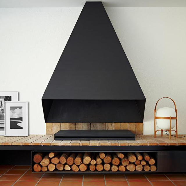 Black Hearth by Francesc Rife Studio