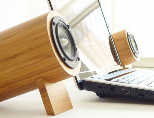 WSR WP Speakers by Well Rounded Sound