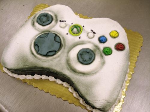 360 Controller Cake