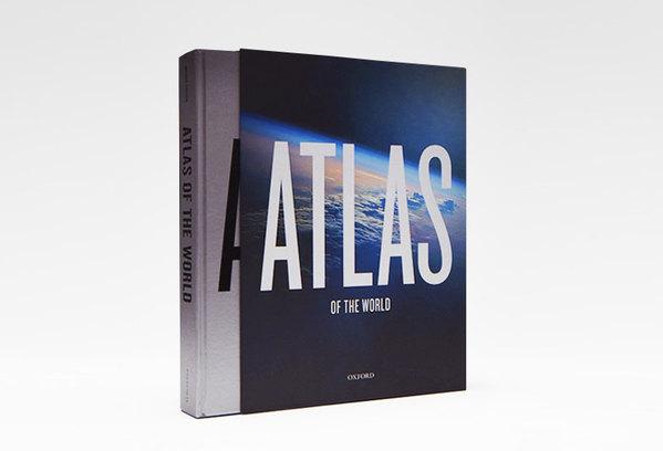 Oxford Press Atlas of The World