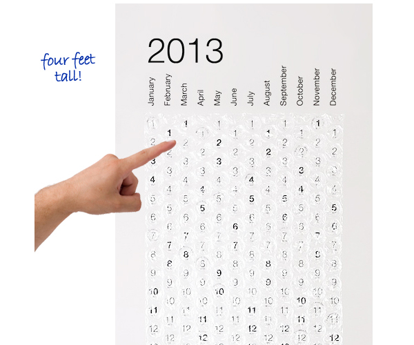 7 25 of the Most Innovative Calendar Designs