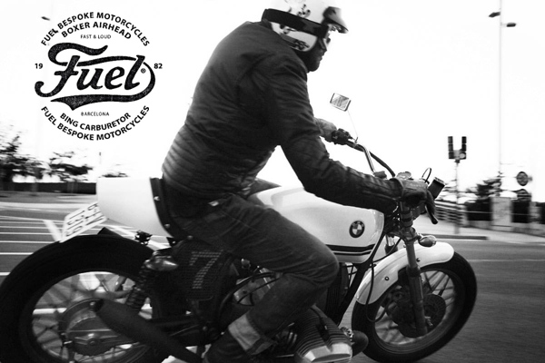Fuel Motorcycles Branding