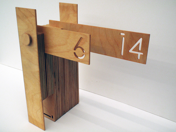 9 25 of the Most Innovative Calendar Designs