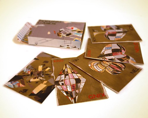 Playing Cards by Alyssa Liegel