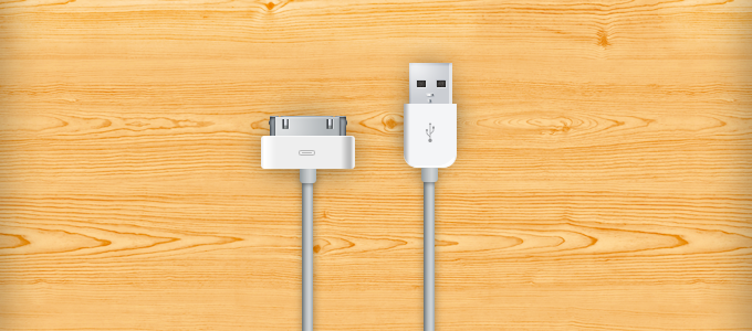 Apple Charger USB