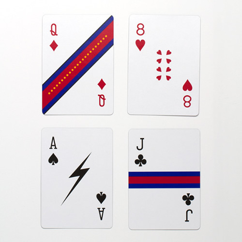 bestmade11 30 Quirky & Unique Playing Card Designs