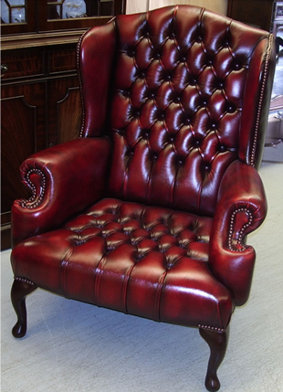 Classical-Ruby-Armchair