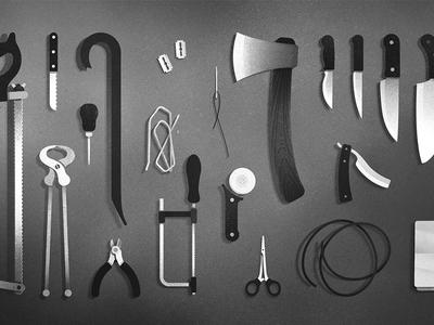 A Killers Kit (free wallpaper) by Karolis Strautniekas