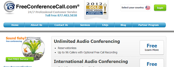 freeconferencecall The Power of Audio Conferencing & Business Communication
