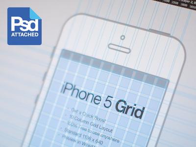 iphone5grid