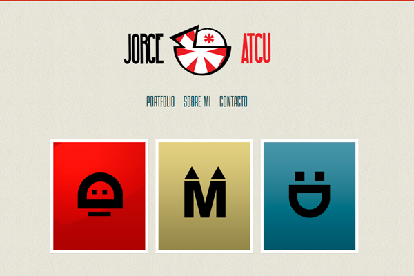 jorgeatgu Creative Approach to Using Web Icons and Graphic Symbols in Web Design