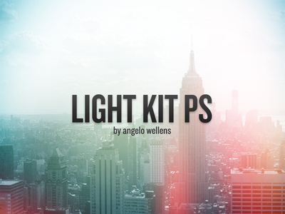Light Kit Ps by Angelo Wellens