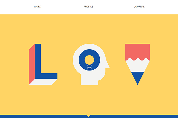 lorenzoverzini Creative Approach to Using Web Icons and Graphic Symbols in Web Design