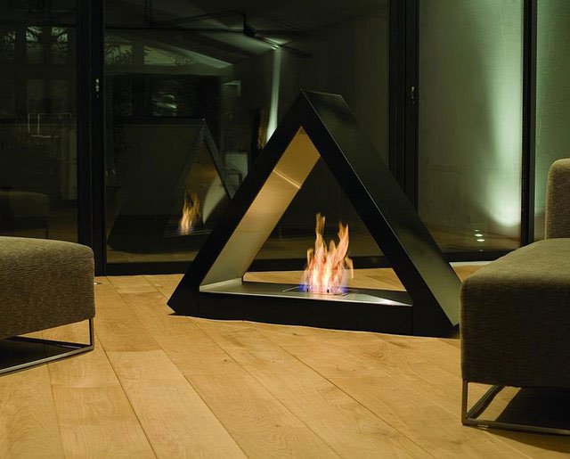 montblanc1 30 Awesome Fireplace & Fire Pit Designs