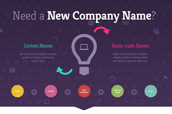 newcompany Creative Approach to Using Web Icons and Graphic Symbols in Web Design