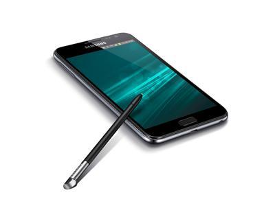 Samsung Galaxy Note Render