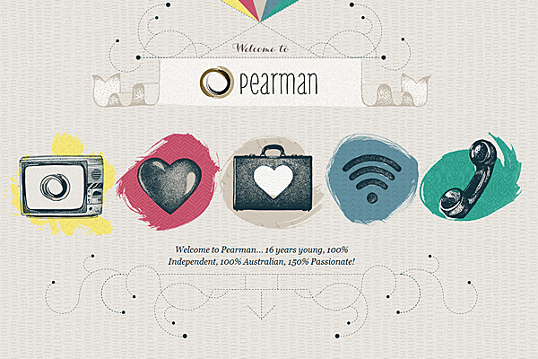 pearman Creative Approach to Using Web Icons and Graphic Symbols in Web Design