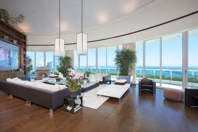 pharrell miami 02 Pharrell Williams $16.8 Million Miami Condo