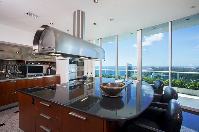 pharrell miami 04 Pharrell Williams $16.8 Million Miami Condo
