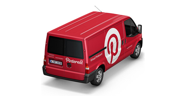 pinterest truck Accelerate Your Success with Pinterest Marketing
